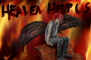 Heaven Help Us by X-xArmyOfTheDeadx-X