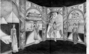 my drawing final project :D by endlesssorrow