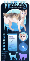 TBT: Angelfeather || RiverClan || Queen by eto-nyan