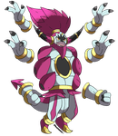 Hoopa Unbound by Phatmon