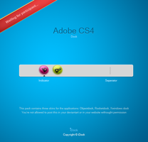 Adobe CS4 by idock