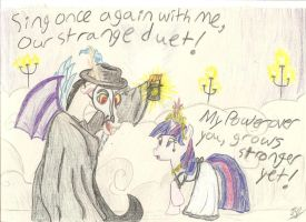 Discord of the Opera by Foshi64