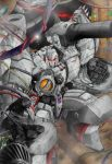 The War Within Megatron by RoadbusterDoM