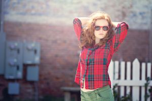 Flannel Sunshine by FDLphoto