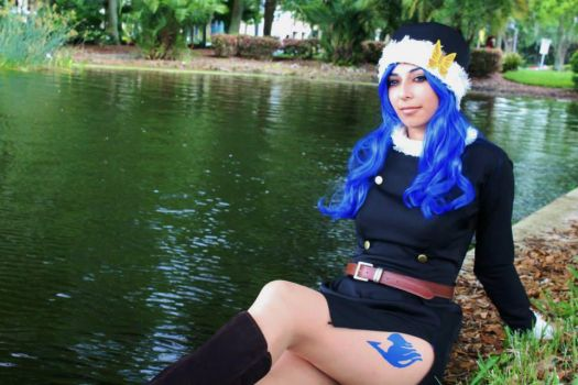 Juvia by LadyArdeth