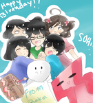 HAPPY BIRTHDAY SOH! by Baka1999