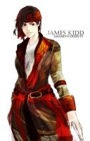 James Kidd by Mint-Martin
