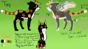 Tippy Reference Sheet by krazykat3