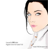 Amy Lee- Snow White Queen Colors by Sarah17GE