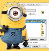 Cursor Minions by liluxqueen
