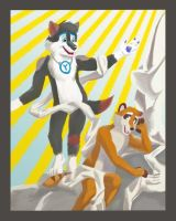 French Furs: 2009 by BrownWolfFM