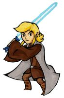 Jedi Link by Skull-the-Kid