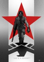 The Winter Soldier by browniedjhs