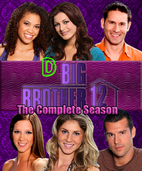 dBB12 DVD Cover by shadow0knight