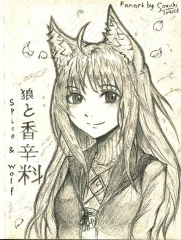 Spice And Wolf by Soyuki511