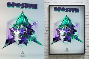 OPOSITE by freshfordeath