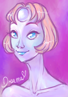 SU: Pearl by DreamaDove93