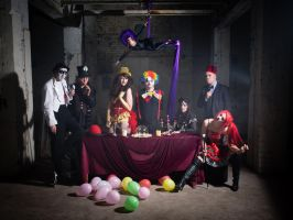 SNAP Circus by HandsworthPhotograph