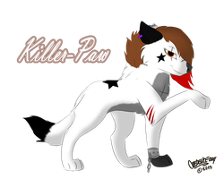 Killer-Paw by CrEEdEncE004