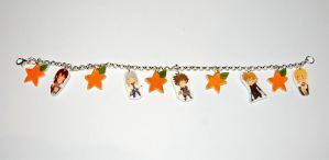 Kingdom Hearts bracelet by knil-maloon