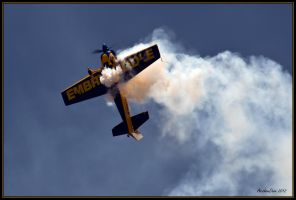 Matt Chapman- Eagle 580 by AirshowDave