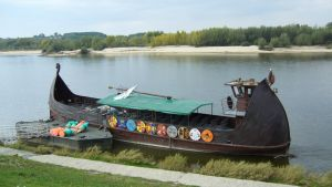 Viking boat by tuta158