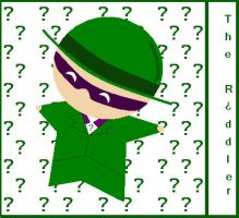 The Riddler by Lebasi2292