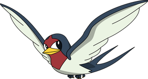 276 Taillow by PkLucario