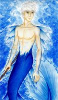 Jack Frost: Guardian of the Deep by GossamerWing