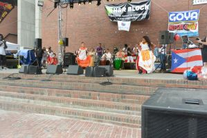 Puerto Rican/Latin Festival, Dancing To Bongos 11 by Miss-Tbones
