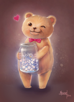 Mr Bear by mousez