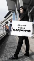 i love being hardcore ID by TRANCE--fusion