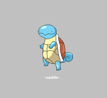 squirtle 007 by juenavei