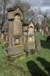 Jewish Cemetery Stock 47 by Malleni-Stock