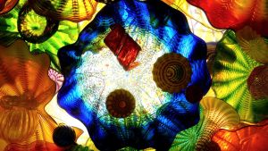 Dale Chihuly Glass by PamplemousseCeil