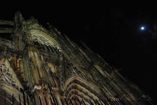 Cologne cathedral by lovegeex