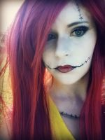 Sally Makeup by TheDreamerWithin616