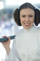 Teresa Jackson as Leia by bryanhumphrey