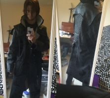 Assassin's Creed Syndicate Jacob Frye coat WIP by TimeyWimey-007