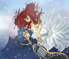 Jellal x Erza - Miss You Again by PoOfyPink