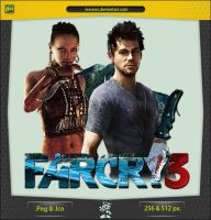 Far Cry 3 - ICON v3 by IvanCEs