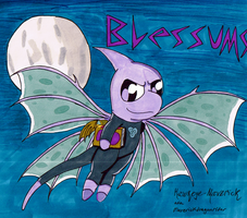 Request: Blessums by Nine-MileStudios