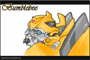 Bumblebee remake by GoreChick