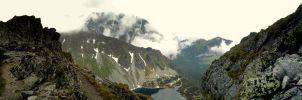Panorama IV - Slovakian part by Rivenna