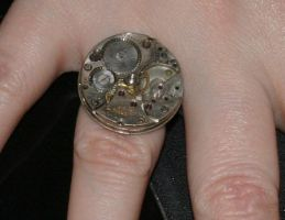 meca ring by BlackNorns