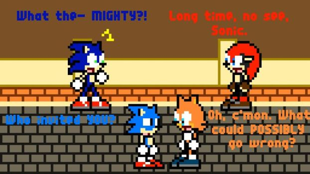Sonic Forces This Possibility by OwenTheOutstanding