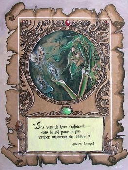 Froud Inspiration by elainemartin