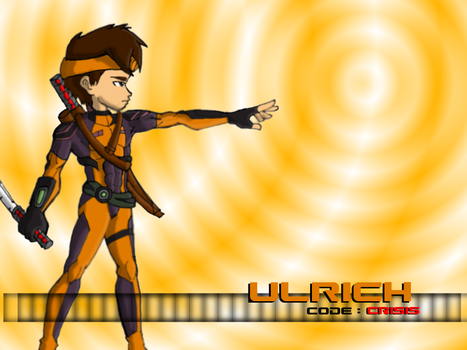 Ulrich - Code Crisis by Vederick