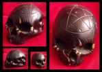 Dark Arts Skull by STEPHENSTON3