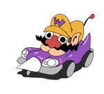 Toy Car Wario by that-one-guy-again